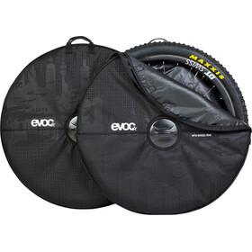 EVOC MTB Wieltas 2 stuks, black